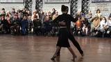 Esteban Cortez y Virginia Arzuaga, tango en Montevideo, Uruguay