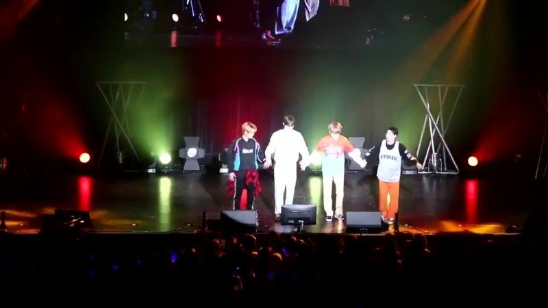 180922 오사카 2부 - 의진,필독,준,찬 유닛 - Euijin Feeldog Jun Chan Unit - - 댄스 배틀 Dance Battle - part (4)