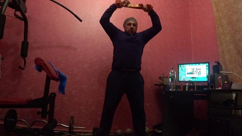 улучшенная версия изометрических упражнений А. Засса !