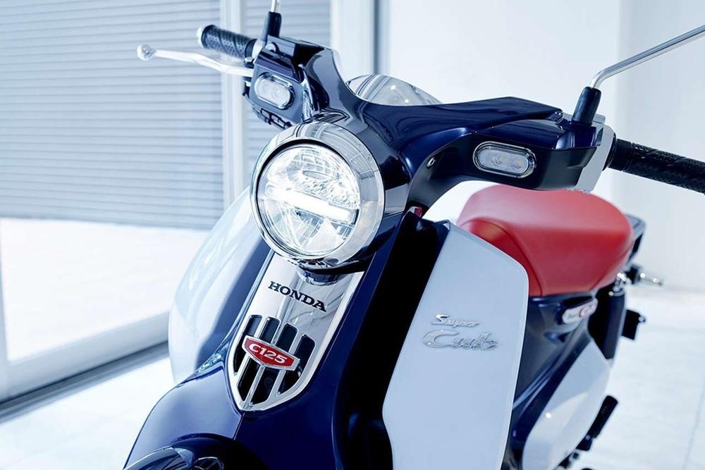 Скутеретта Honda Super Cub C125 2018