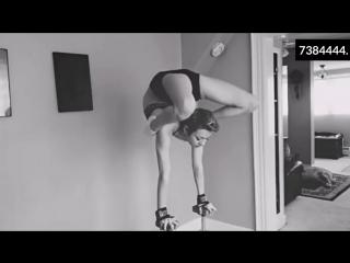 SLs Best Gymnastics And Flexibility __ Musical.ly Pt 2