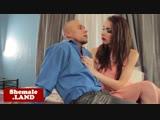 Savannah Thorne Kinky Natural Tgirl Blows Boyfriends Cock