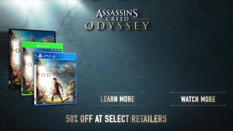 Assassins Creed Odyssey_ Photo Mode Trailer _ Ubisoft [NA]