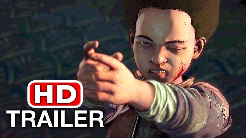 THE WALKING DEAD Game Season 4 Episode 3 Trailer Telltale NEW (2019)