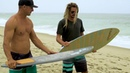Hand Position, Board Drop, Approach - HOW TO SKIMBOARD W/ World Champion skimboarder Austin Keen -