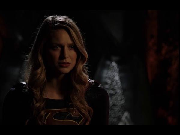 Supergirl - 3x03 Deleted Scenes [J'onn, Kara]