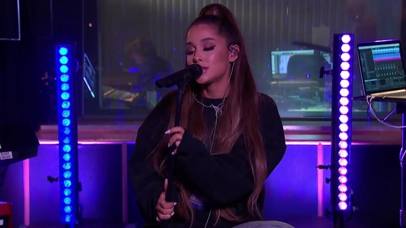 Ариана Гранде \ Ariana Grande - R.E.M. in the Live Lounge 09 2018