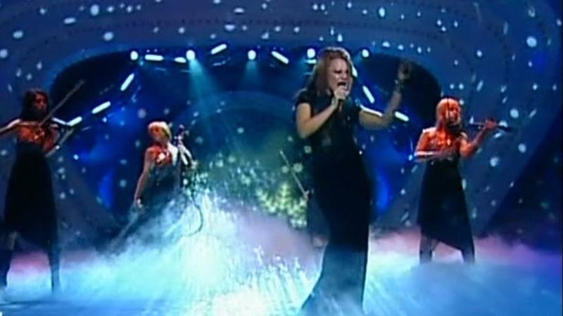 Азиза - Зимний сад / Ты - суперстар (Выпуск 05, 02.11.2007)