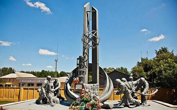 Герои Чернобыля. Ликвидаторы последствий аварии на Чернобыльской АЭС