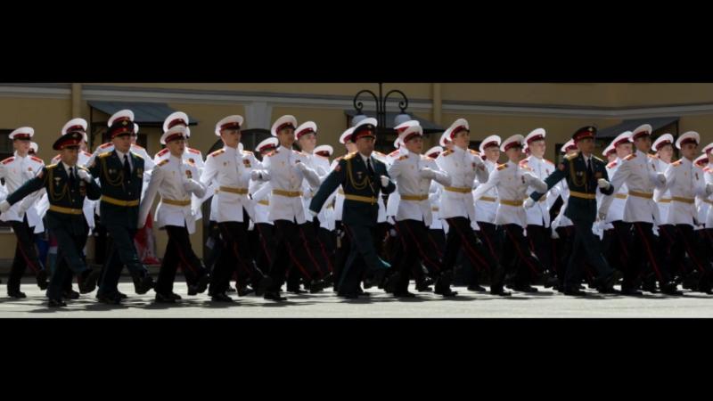62-й выпуск торжественная часть СПб СВУ 2018
