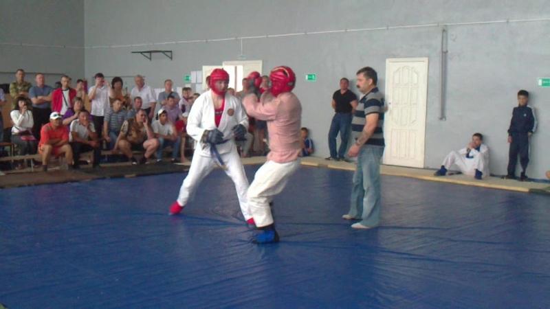 Сергей Еркаев Архив 2011 года Соревнования по армейскому рукопашному бою