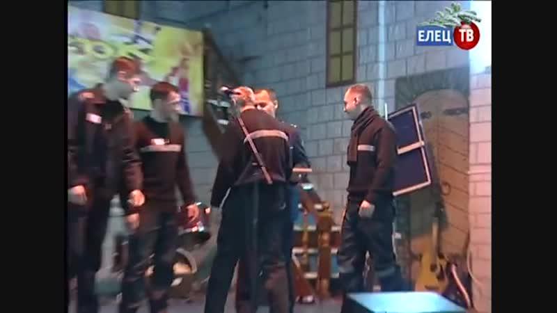 В Елецкой исправительной колонии № 3 проходит конкурс «Фейерверк талантов»