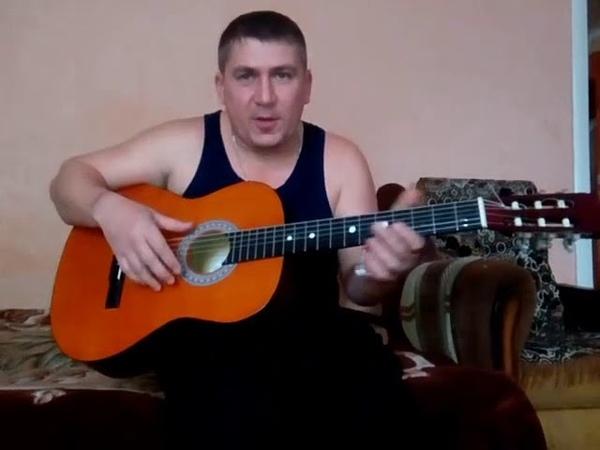 Будулай на гитаре на одной струне.