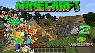Как создать верстак, кирку, топор и меч? 2 - Minecraft