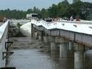 В Мьянме из за прорыва плотины затоплен город Свар и главная автотрасса страны Вести 24