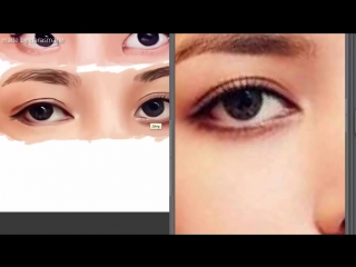 BLACKPINK _ Eyes [Speed Paint] by Clara Marie