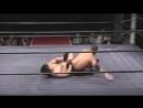 Koji Iwamoto vs Taido Fuminori Abe Hard Hit Samurai Wearing Leg Guards