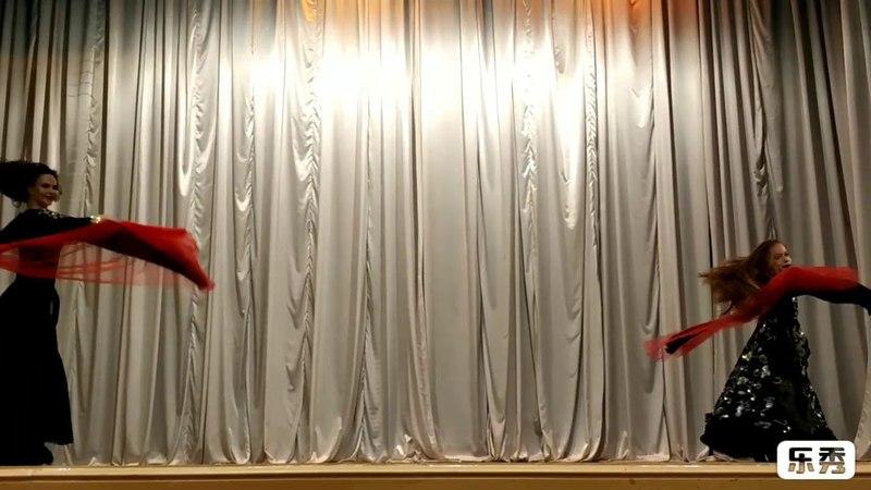 KHALIGI DANCE DUO EMILIA SABIROVA NATALIA LISEEVA