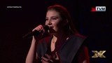 Michela Pace impresses the crowds by singing The Power of Love X Factor Malta Live Show 2