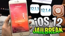 RootLess JB with Cydia! Jailbreak iOS 12.1.4 - 12.1.3 - 12.1.2 Updated