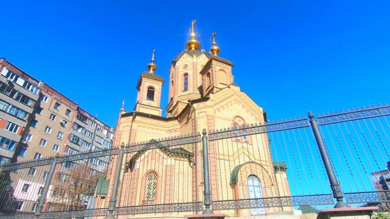 Храм Свято Рождества Иоанна Крестителя в Макеевке