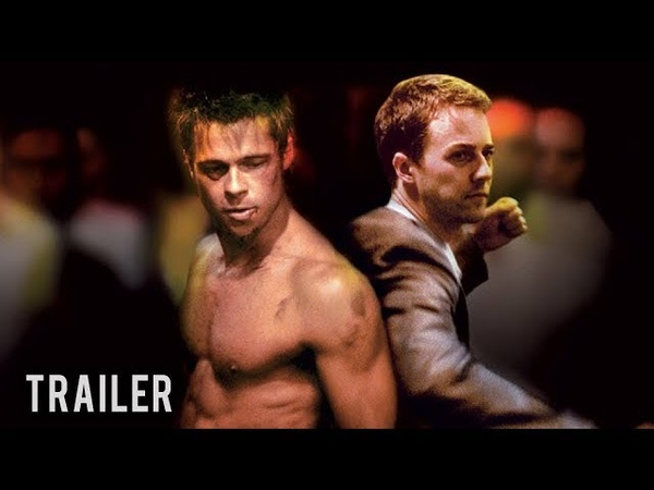 🎥 FIGHT CLUB 1999 Full Movie Trailer