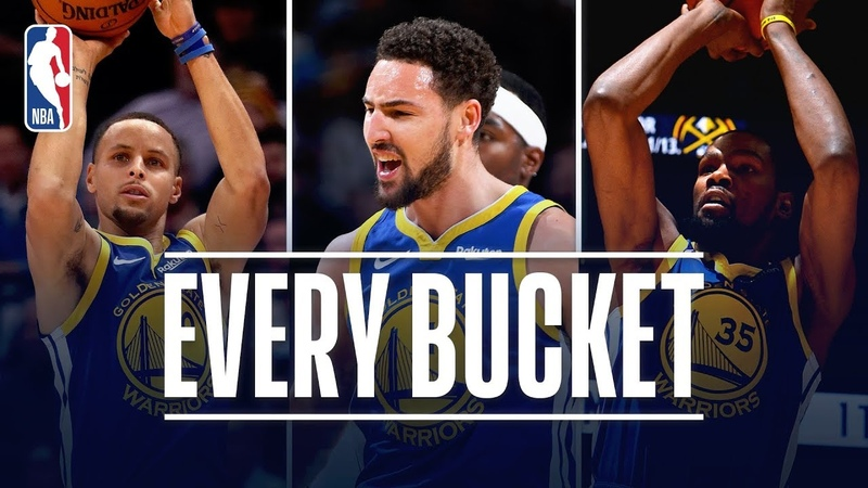 Warriors Set NBA-Record With 51-POINT 1ST QUARTER | January 15, 2019 NBANews NBA Warriors