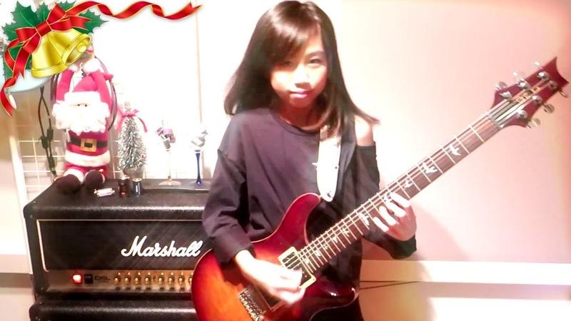 【カノン】THE ORAL CIGARETTES『狂乱 Hey Kids!!』をギターで弾いてみた♪