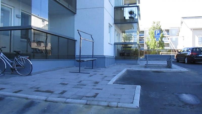 финская многоэтажка ч3