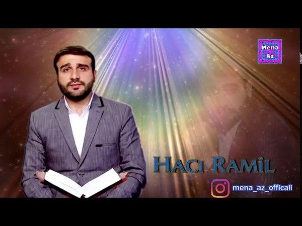 Hacı Ramil Övladlarımızı gözəl tərbiyə edək