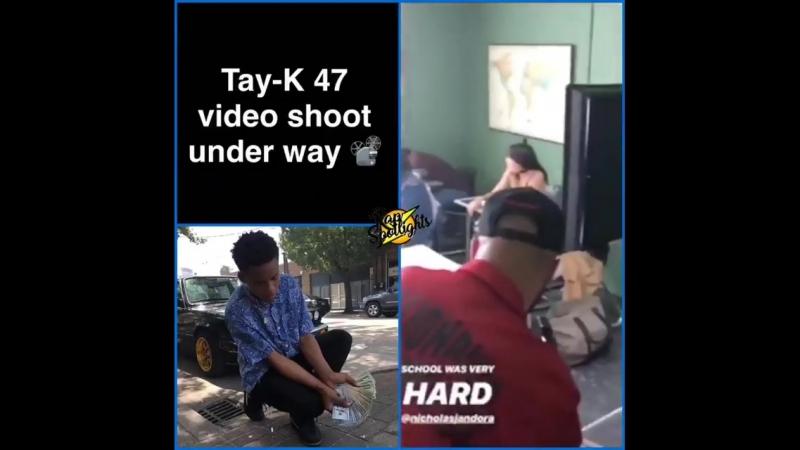TAY-K — новое видео уже скоро! [ДЛЯ НАС]