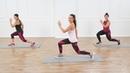 10-минутная кардио тренировка с собственным весом. 10-Minute No-Equipment, At-Home Cardio Workout