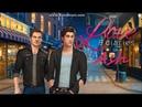 LoveDiaries: Ash Глава 1 часть 4 Romance Story Tictales Otome Game Визуальный роман