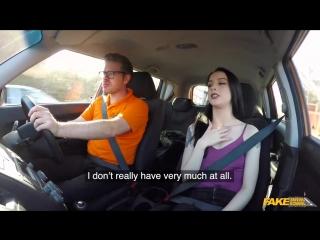 Alessa Savage - FakeDrivingSchool [All Sex, Hardcore, Blowjob, Orgasm]