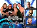 Rated RKO Vs DX - Eric Bischoff As Guest Referee - Cyber Sunday 2006