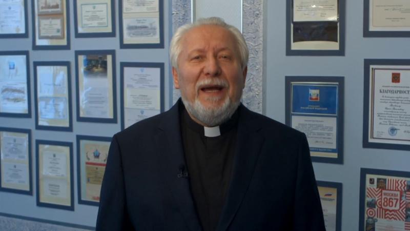 Епископ Сергей Ряховский приглашает на молитвенную конференцию