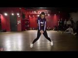 NICKI MINAJ ft. ARIANA GRANDE - Bed / хореография Kyle Hanagami