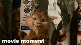 Элвин и бурундуки (2007) - Проблемы c бурундуками (17) movie moment