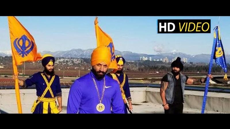 Shaheed Kaum De   Jazzy B   Dhadi Tarsem Singh Moranwali   Latest Video   Jung Sandhu   Ranjha Yaar