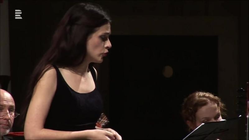 G. B. Bononcini - Amante ozioso - Hana Blažíková - Ensemble Tourbillon [Petr Wagner]
