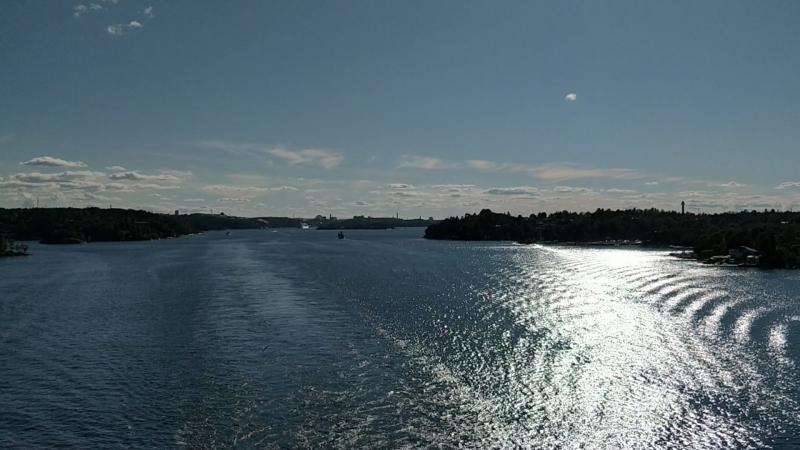 до свидания, город Стокгольм