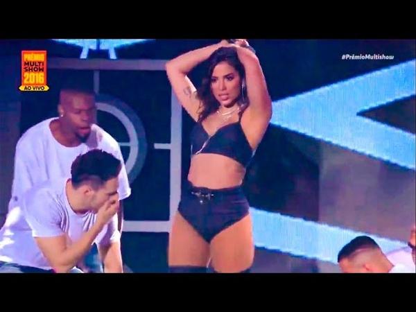 Medley Anitta - premios multishow 2016