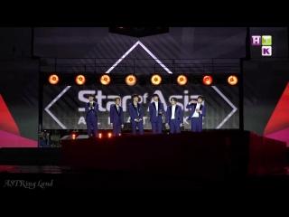 ASTRO Live - Star of Asia 2018 [Полное выступление от телеканала НТК]