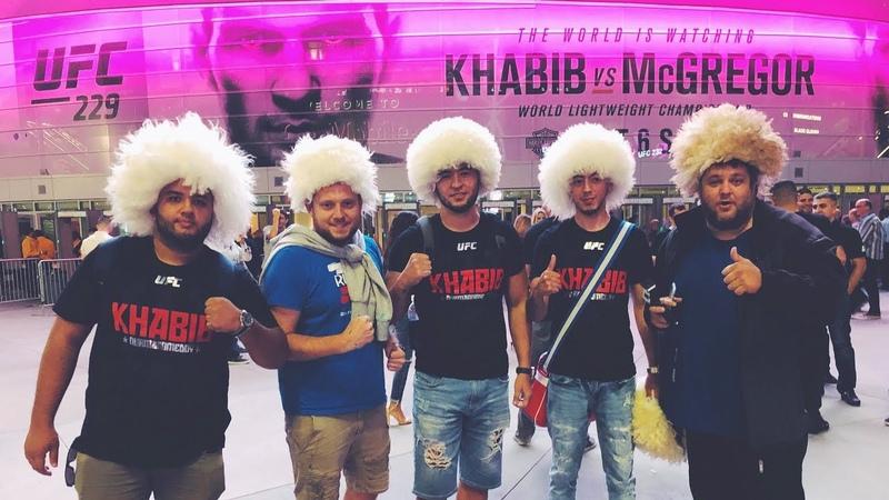Хабиб vs. Конор Макгрегор. Лас Вегас До И После Боя Khabib Conor McGregor. Before And After Fight