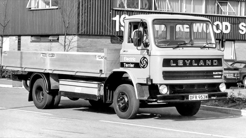 Leyland Terrier Electric