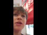 Gabriel Bateman (The Dangerous Book for Boys) Periscope