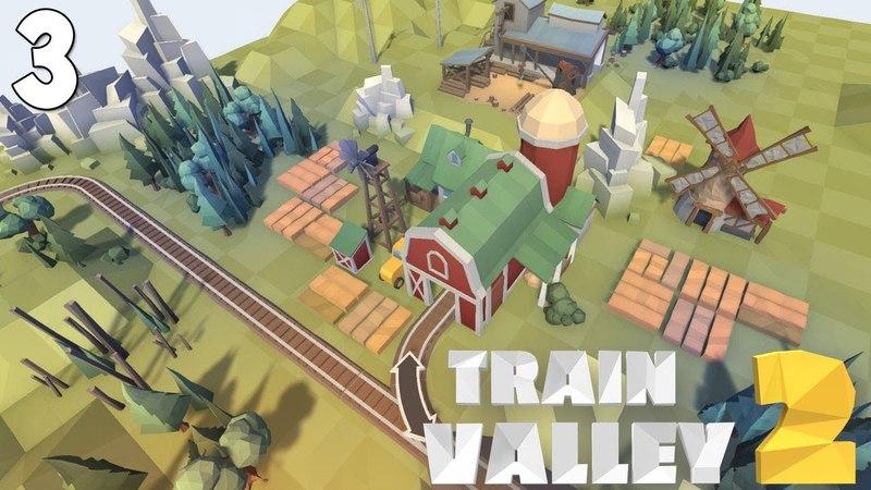Train Valley 2 ➤ Как Успеть в Срок? 3