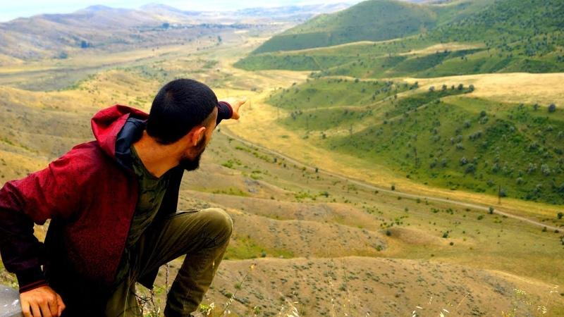 Экспедиция в Арцах (Армения) - 2 часть