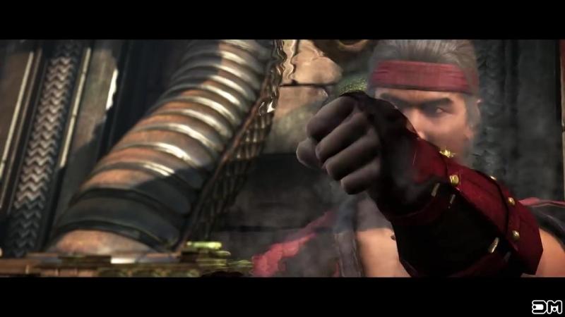 [deathmule] Mortal Kombat XL All Characters Perform Aliens Intro (Entrance 1)