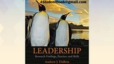 Test bank for Leadership Research Findings, Practice, and Skills 8th Edition